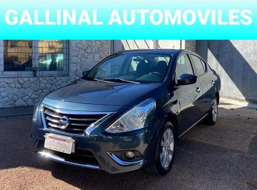 Nissan Versa Extra Full!  Permuto - Financio