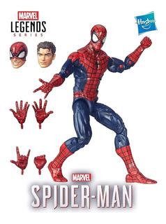 Spider-man: Marvel Legends 12 Pulgadas. Hasbro. 2016.