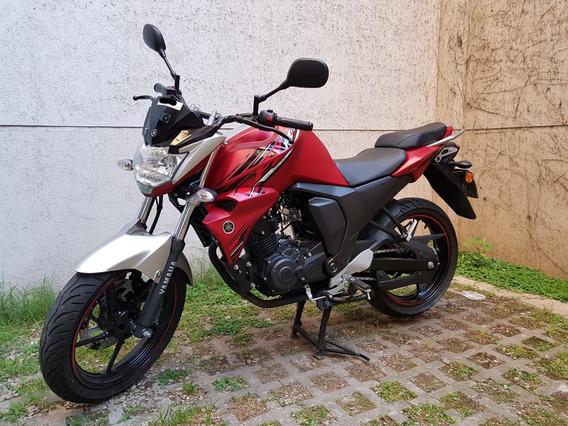 Yamaha Fz Fi S - 150cc - 3700 Km - Impecable Estado