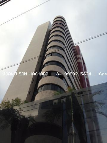 Imagem 1 de 6 de Apartamento Para Venda Em Natal, Petrópolis - Ed. Claudio Machado, 3 Dormitórios, 3 Suítes, 5 Banheiros, 3 Vagas - Ap1447-cl_2-1050767