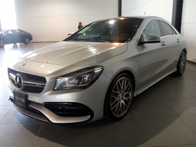 Mercedes-benz Clase Cla 2.0 45 Amg At 2019