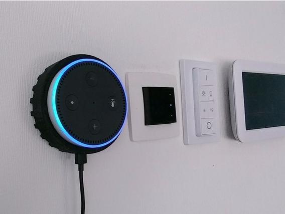 Amazon Echo Dot- Suporte De Paraede
