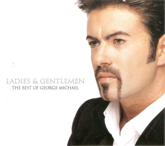 Cd Duplo George Michael - Ladies & Gentlemen - Semi Novo***