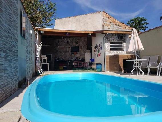 Casa Com 2 Dormitórios À Venda, 130 M² Por R$ 355.500 - Vila Nossa Senhora Das Graças - Taubaté/sp - Ca3026