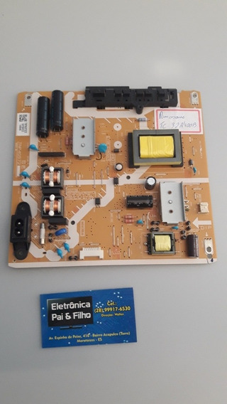 Placa Da Fonte Tv Panasonic Tc-32a400b