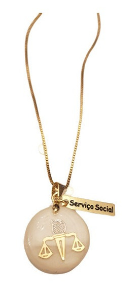 Colar Serviço Social