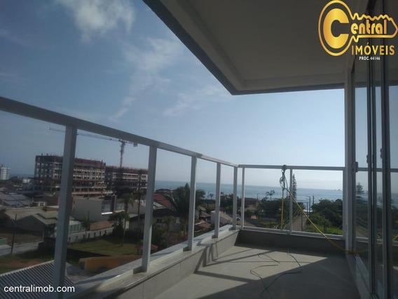 Apartamento Com 2 Dormitório(s) Localizado(a) No Bairro Itacolomi Em Balneário Piçarras / Balneário Piçarras - 570