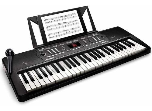 Teclado Alesis Melody 54 Xus De 54 Tecla Melody54 Xu + Micro