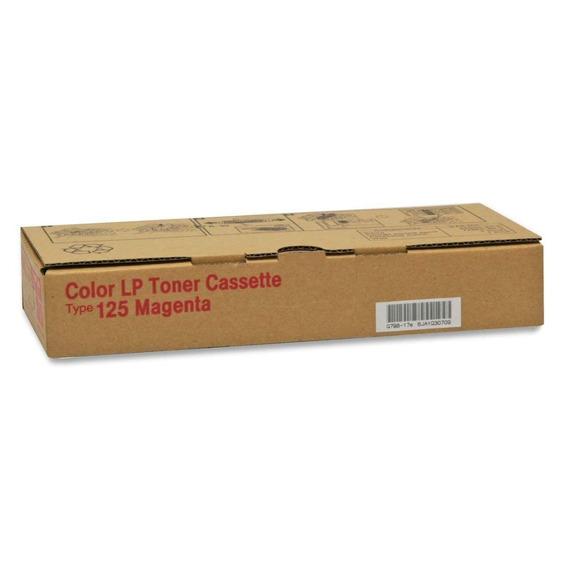 Ricoh - Color Lp Toner Cassette Type 125 Magenta