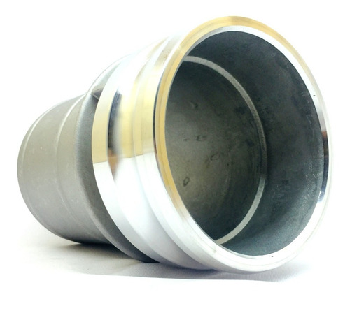 Imagem 1 de 2 de Engate Rápido Espigão Macho 4 Polegadas Alumínio