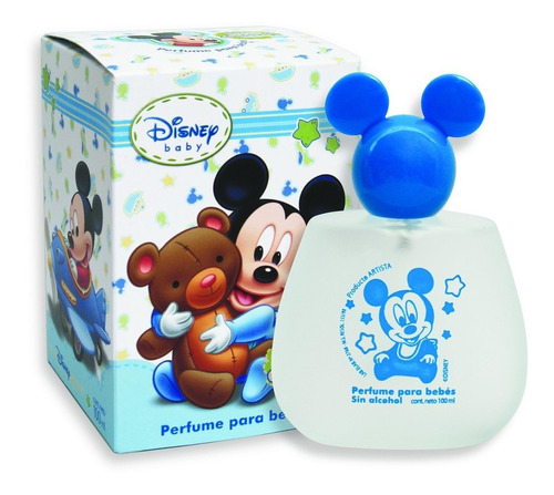 Perfume Disney Baby Mickey En Caja 100ml