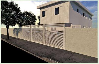 Casa Em Cidade Naútica, São Vicente/sp De 55m² 2 Quartos À Venda Por R$ 210.000,00 - Ca221372