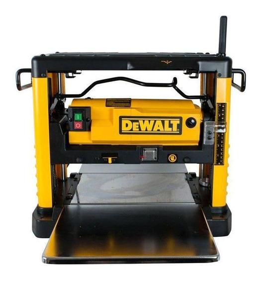 Plaina Desengrossadeira Industrial Dewalt Dw733, 1800 Watts