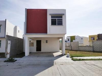 Casa En Renta Fracc. 17 De Enero, Cd. Madero