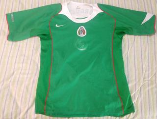 Jersey Selección Méxicana De Fútbol 2005-2006 Nike