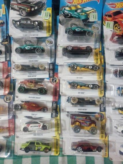 Hot Wheels Lote De 41 Autos