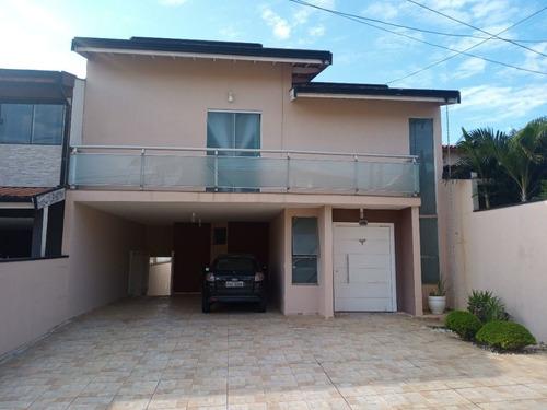 Imagem 1 de 30 de Casa Com 3 Dormitórios À Venda, 214 M² Por R$ 820.000,00 - Condomínio Residencial Mirante Do Lenheiro - Valinhos/sp - Ca1914