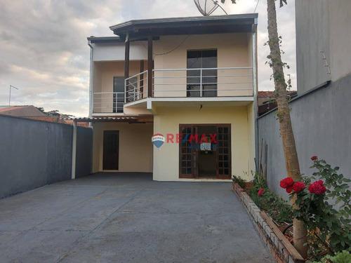 Imagem 1 de 27 de Sobrado Com 3 Dormitórios À Venda, 160 M² Por R$ 350.000,00 - Jardim Paz - Americana/sp - So0003
