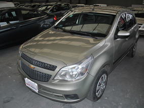 Chevrolet Agile 1.4 Lt Dorado 5 Puertas Izz