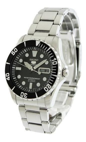 Seiko 5 Sports 100m Snzf17j1 Snzf17 Made In Japan
