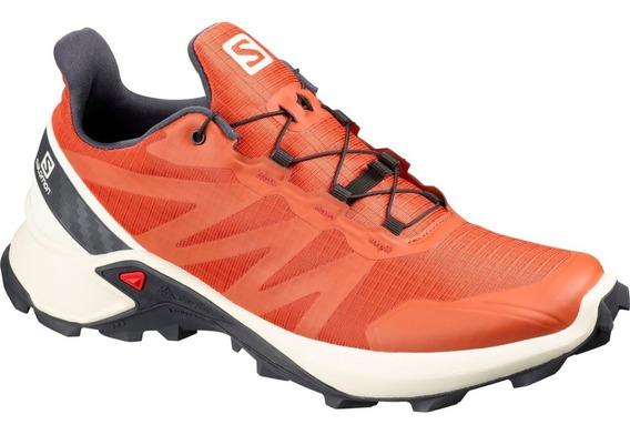 Zapatilla Salomon Supercross Hombre Trail Running 409546