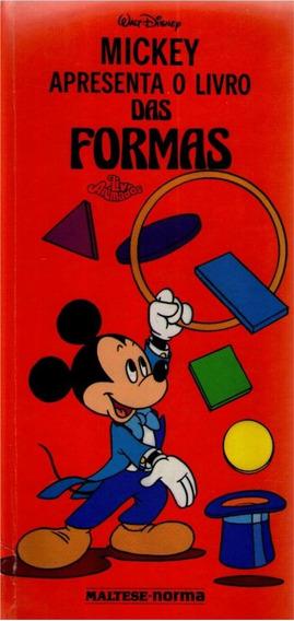 Mickey Apresenta O Livro Das Formas