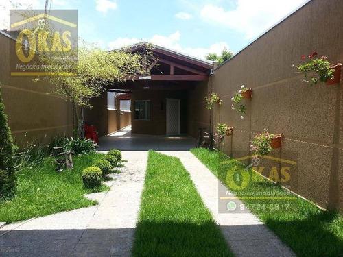 Imagem 1 de 14 de Casa Com 2 Dormitórios À Venda, 108 M² Por R$ 446.000,00 - Parque Maria Helena - Suzano/sp - Ca0029