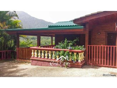 Casa En Jarabacoa, Cabaña En Jarabacoa, Villa En Jarabacoa