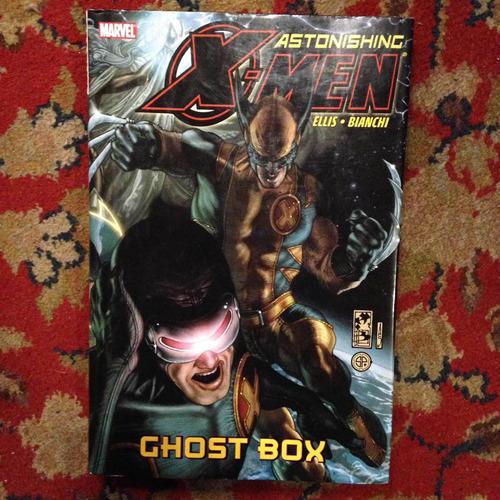 Imagen 1 de 1 de Astonishing X-men: Ghost Box.