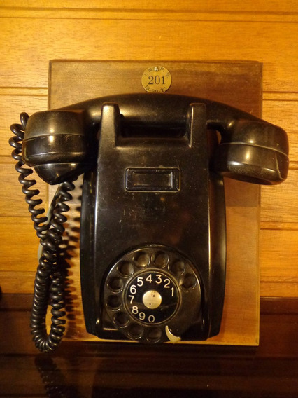 Antigo Telefone De Parede Ericsson - C 2467