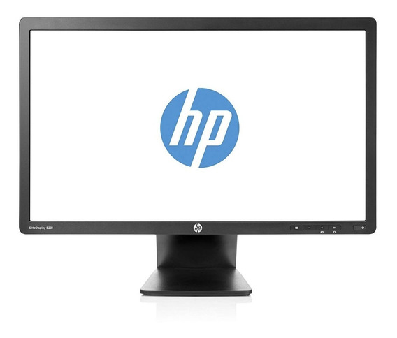 Monitor Hp Elitedisplay E201 - Led Monitor - 20
