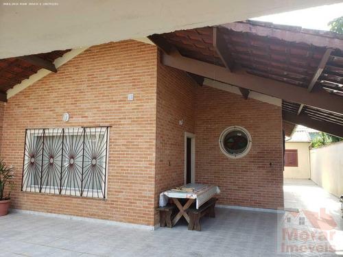 Imagem 1 de 9 de Casa Para Venda Em Itanhaém, 3 Dormitórios, 1 Suíte, 2 Banheiros - Jt27_2-1196949