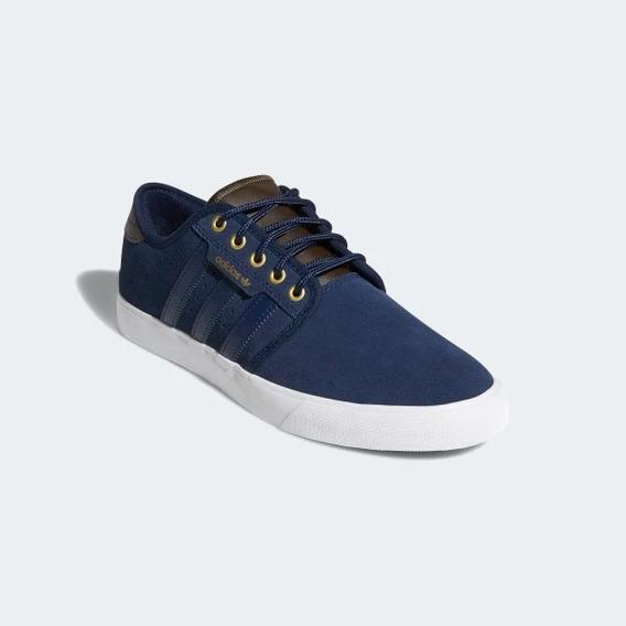 Tênis adidas Seeley Azul - Original Promoção B27785