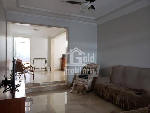 Imagem 1 de 23 de Casa Com 2 Dormitórios À Venda, 169 M² Por R$ 440.000 - Jardim Paulista - Ribeirão Preto/sp - Ca1565