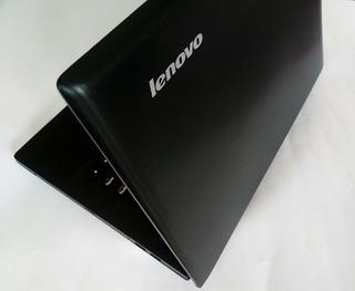 Laptop Lenovo G475 4g Mem, Disco 500 Con Sistema Solido