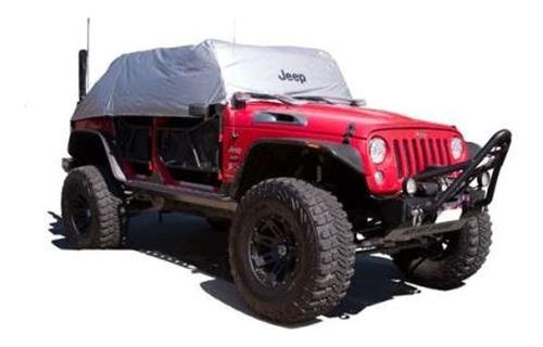 Imagen 1 de 5 de Accesorios De Jeep Genuinos 82210324ab Cubierta De Vehiculo