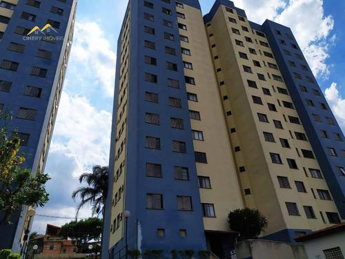 Apartamento Com 2 Dormitórios À Venda, 52 M² Por R$ 190.000,00 - Guaianazes - São Paulo/sp - Ap0037