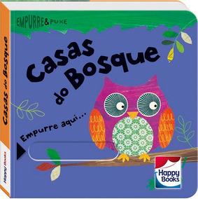 Livro - Empurre E Puxe - Casas Do Bosque