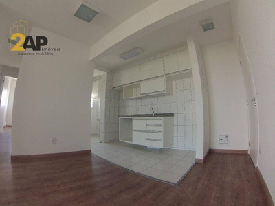 Apartamento Com 3 Dormitórios Para Alugar, 69 M² Por R$ 1.700/mês - Vila Andrade - São Paulo/sp - Ap0264