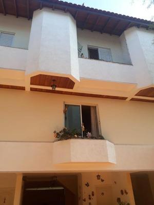 Sobrado Com 3 Dormitórios À Venda, 137 M² - Demarchi - São Bernardo Do Campo/sp - So19590