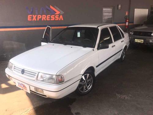 Imagem 1 de 10 de Volkswagen Santana 1.8 Cli 1996