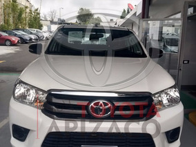 Toyota Hilux 2.7 Cabina Sencilla Mt 2017