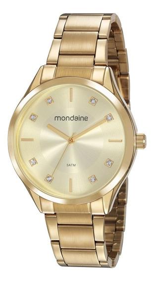 Atacado Mondaine, Seculus, 15 Relógios Para Revenda