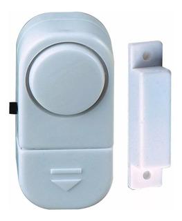 Sensor Antirrobo Puertas Ventanas Alarma Electrónica