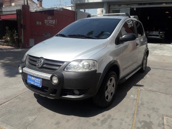 Volkswagen Crossfox 1.6 Conf Gnc 2009