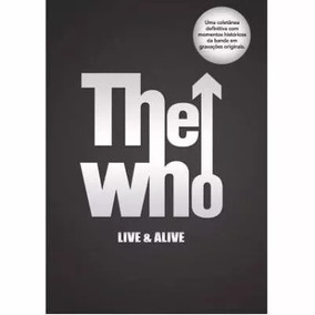 The Who, Live & Alive - Dvd