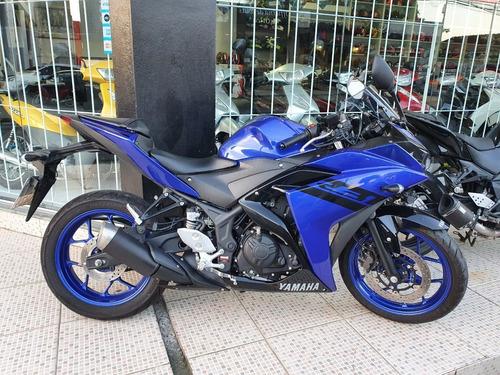 Yamaha Yzf-r3 Abs 2019 Com Apenas 1.800 Km