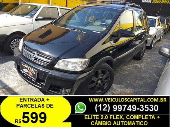 Chevrolet Zafira Flexpower(elite) 2.0 8v(aut.) 4p 2006