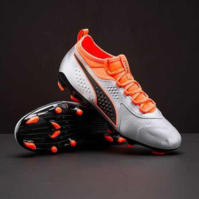 5ea083cfa Soccer Puma One 3 Lth Fg Soccer 27 Mx 9 Us Aguero Giroud Gri
