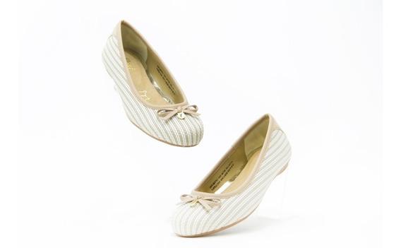 Precio Outlet Zapato Dama Flexi 32504 Beige